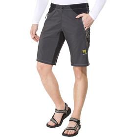 Karpos Rock - Pantalones cortos Hombre - gris/negro
